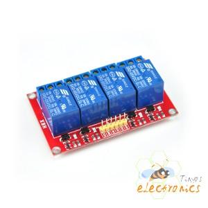 5V 4通道继电器
