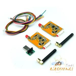 APC802 3km 无线传输套装