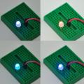 变色LED 10只装