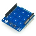 Arduino 触摸板 Touch Shield