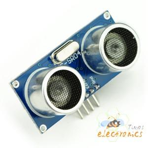 SR04 超声波传感器
