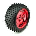 越野轮胎一对 85x38mm