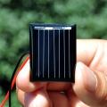 太阳能电池板 1V100mA 足功率