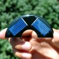 半圆形太阳能电池板 2V45mA足功率