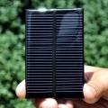 单晶硅太阳能电池板 5V 120mA 足功率