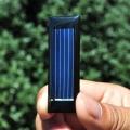 太阳能电池板 0.5V100mA 基础光伏组件 单节电池