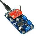 MotorAir USB/无线 双直流电机驱动板 WIFI套转