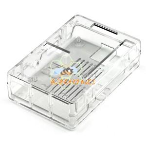 树莓派b+注塑透明盒子