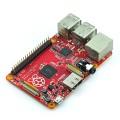 红色树莓派Raspberry Pi - Model B+