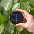 圆形太阳能电池板 2.5V 60mA 足功率