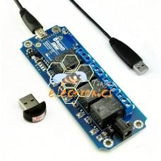 4通道无线继电器模块套装-蓝牙V2
