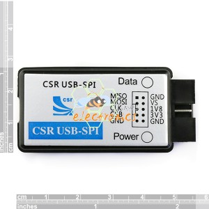 CSR USB-SPI 烧录器