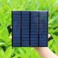 高效率多晶硅3W 12V 250mA太阳能电池板