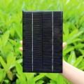 高效率单晶硅4.2W 9V 465mA太阳能电池板