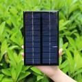 高效率多晶硅3W 9V 330mA太阳能电池板