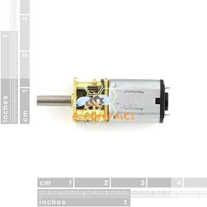 微型减速电机-金属齿轮6V13000rpm 1:30