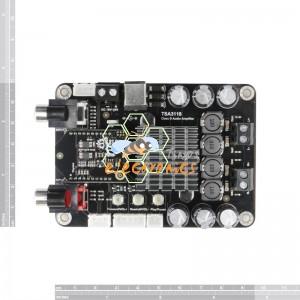 2 x 50W Class D Bluetooth Audio Amplifier Board - TSA3118
