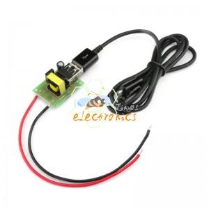DC12-80V to 5V Isolated USB Converter