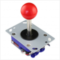 Arcade Joystick with Long Handle 4 channel on/off detect